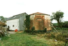 Base with Outbuilding 2, Goram's Mill, Laxfield