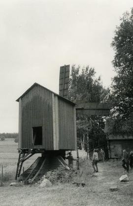 Toe mill in Evijärvi, South Bothnia