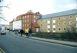 Dean's Mill, Canterbury, converted into retirement flats