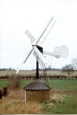 Hollow-post mill, Starston
