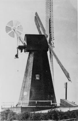 Star Mill, Chatham, at rest but in very good order
