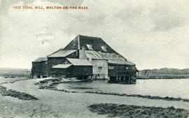 Old Tidal Mill, Walton-on-the-Naze