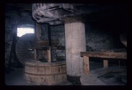 Interior, tower mill, Heage
