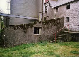 Photograph of buildings at Castlebridge watermill, Wexford, Ireland
