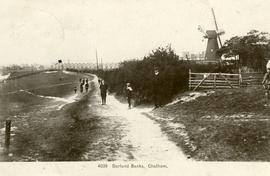 Windmill, Darland Banks, Chatham