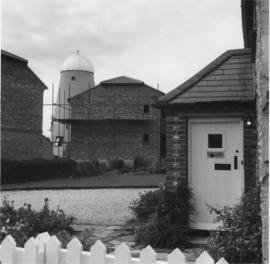 Nyetimber Mill, Pagham, whilst under residential conversion