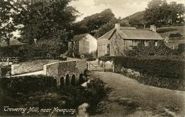 Trewerry Mill, near Newquay