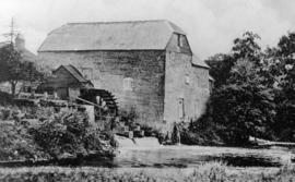 Watermill, Coultershaw