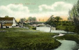 The River Dane, Holmes Chapel