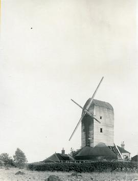 Post mill, Great Easton