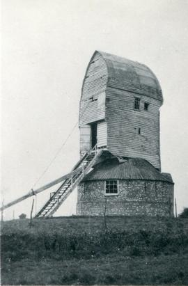 Post mill, High Easter