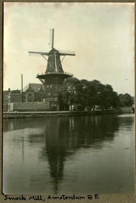 Smock Mill, Amsterdam to E.