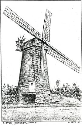 Copy of drawing, mill full height