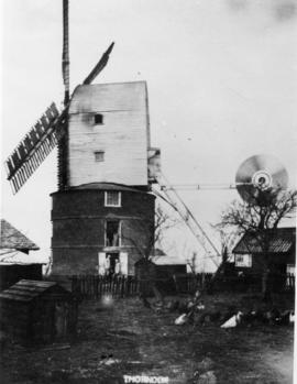 Post mill, Thorndon