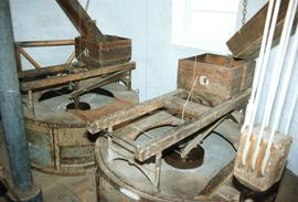 Machinery and Millstone, Buttrum's Mill, Woodbridge
