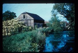 Lower Mill, Polegate, disused