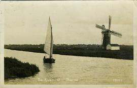The River at Thurne
