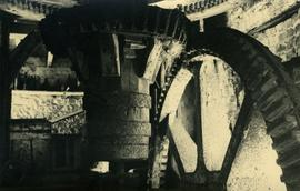 Pit gear, Coster's Mill, West Lavington