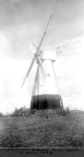 Woodchurch Smock Mill, Kent