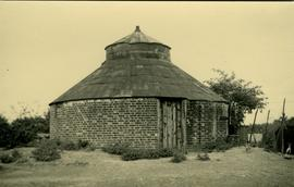 Roundhouse with cupola, Cottonbury Mill, Belchamp Walter