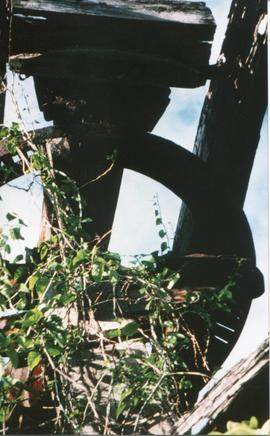 Photograph of machinery at Harmony Hall, St Vincent