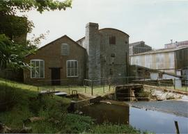 Sluices, Flax Mill And Iron Foundry, Bourton