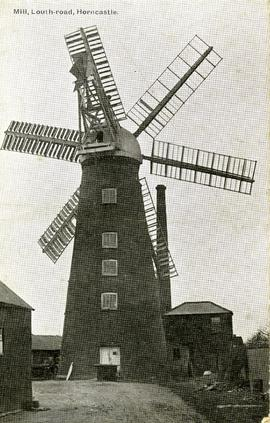 Mill, Louth - road, Horncastle