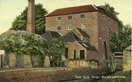 The Old Mill, Bedhampton