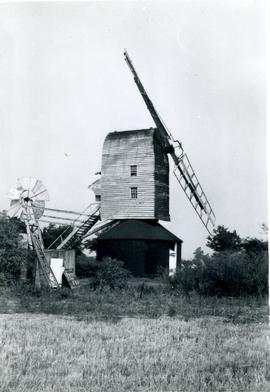 Syleham Post Mill, Suffolk