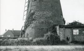 Base with Boy, Ovenden's Mill, Polegate