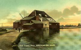 Old Tidal Mill, Walton on Naze