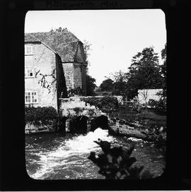 Watermill, Fittleworth, by mill race
