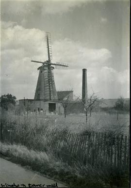 Wingham tower mill