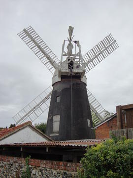 Tower mill, Bardwell