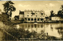 Mill and Pond, Collishall
