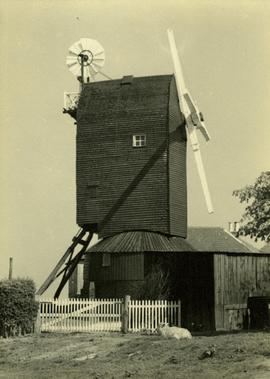 Hogg Hill post mill, Icklesham, Sussex