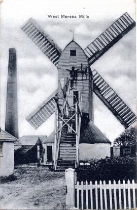 Smith's Mill in West Mersea
