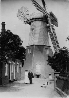 French's Mill, Chesterton, Cambridge, working