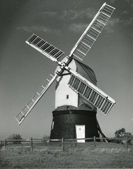 Wrawby Post Mill Lincs.