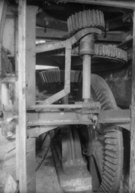 Pit gear, Melbury Abbas Mill, Barfoot, Shaftesbury