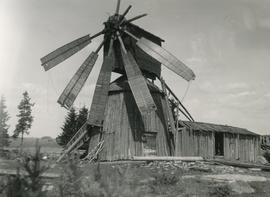 Magpie mill on Raitala farm in Hirvijärvi, Jalasjärvi, South Bothnia