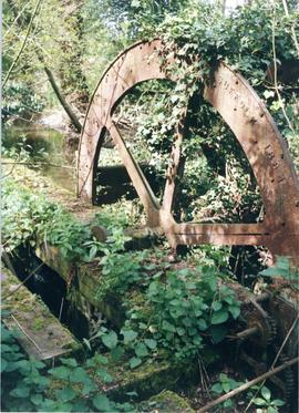 Remnants of Waterwheel 4