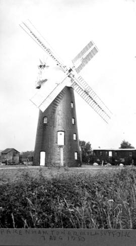 Pakenham Tower Mill, Suffolk