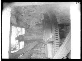 Collapsed spur wheel