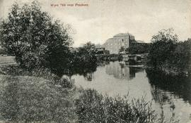 Wyre Mill near Pershore
