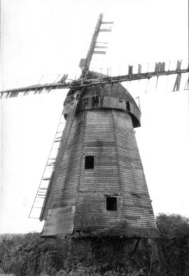 Outside view of South Ockendon Smock Mill, Essex