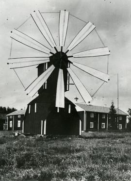 Magpie mill on Kiviniemi farm in Alavalli, Jalasjärvi, South Bothnia