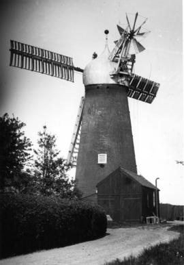 Tower mill, Butterwick