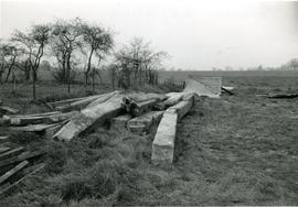 Timbers from Moreton post mill