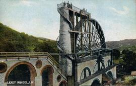 Laxey Wheel, I.M
